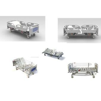 Matrix T20 elektromos kórházi ágy