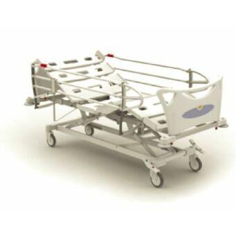 MATRIX E20 E22 - Műanyag matracfelület, teljes oldalkorlát