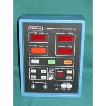 CRITIKON Dinamap 8100 kórházi vérnyomásmérő monitor