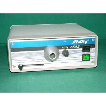 SCHÖLLY FX.650.2, halogén hideg fényforrás 150 W