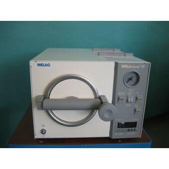 MELAG Melatronic 17. gőz autokláv sterilizáló