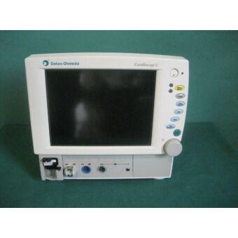 DATEX Cardiocap 5 légzésfigyelő monitor