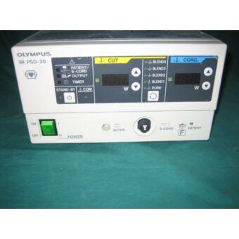 OLYMPUS PSD-20 nagyfrekvenciás sebészeti eszköz