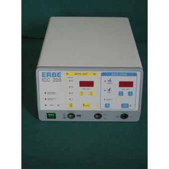 ERBE ICC 200 nagyfrekvenciás sebészeti eszköz