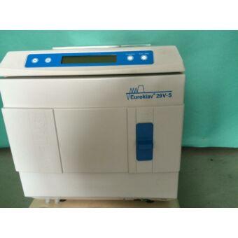MELAG euroclave 29V-S, S osztályú sterilizáló