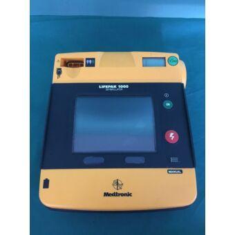 PhysioControl Lifepak 1000 defibrillátor