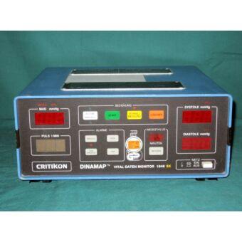 CRITIKON Dinamap 1846 SX vérnyomás mérő, pulzusmérő monitor