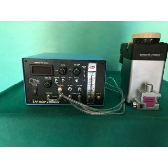 CWE SAR 830/P lélegeztetőgép
