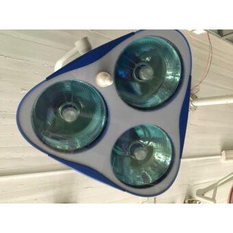 MAQUET blue 130 műtőlámpa 3 x 90 Watt