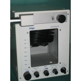 DRÄGER Ventilog 3 lélegeztetőgép