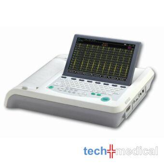 Digitális tizenkétcsatornás EKG