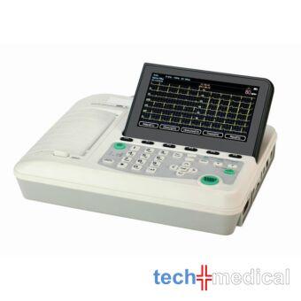 Digitális hatcsatornás EKG