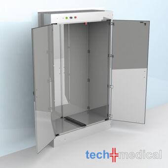 Sterilizáló szekrény