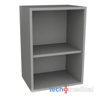 Rozsdamentes polcos szekrény