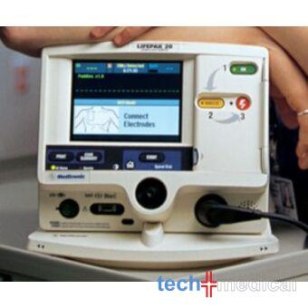 PHYSIO CONTROL Lifepak 20 defibrillátor