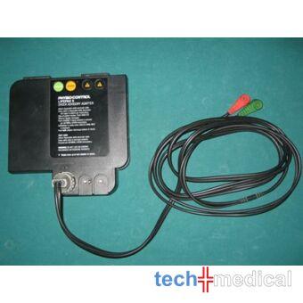 PHYSIO CONTROL Lifepak 9 Shock advisory adapter