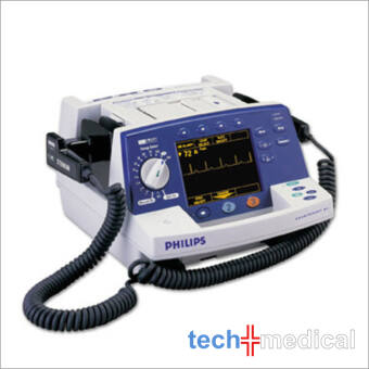 Philips Heartstart XL defibrillátor