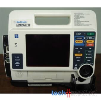 PHYSIO CONTROL Lifepak 12 defibrillátor