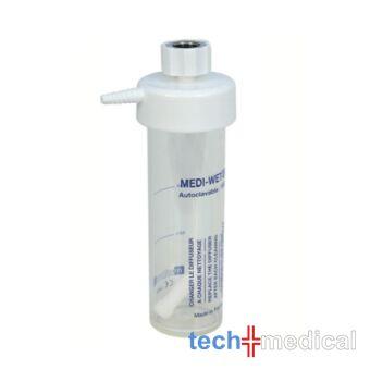 Medi-wet 2, 500ml, M12x1,25, polykarbonát, 121°C
