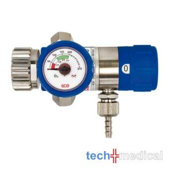 GCE Mediselect II O2, 25L palack nyomáscsökkentő