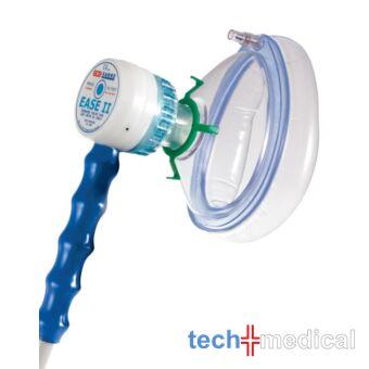EASE II demand szelep - Felnőtt/Gyermek maszk, többszörhasználatos