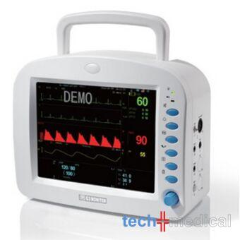 G3G Multi-Paraméteres Beteg Monitor betegfigyelő monitor betegőrző monitor