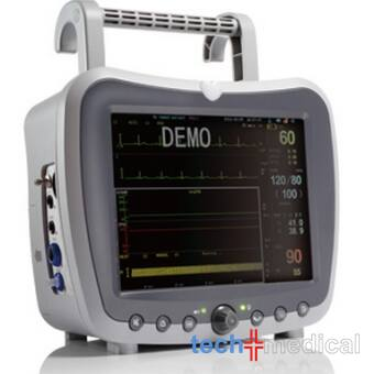 G3H Multi-Paraméteres Beteg Monitor betegfigyelő monitor betegőrző monitor