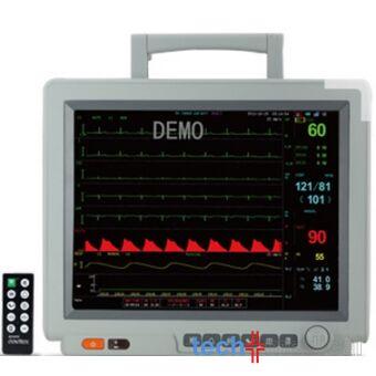 G3L Multi-Paraméter Beteg Monitor betegfigyelő monitor betegőrző monitor