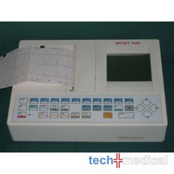 HÖRMANN Bioset 3600 EKG készülék