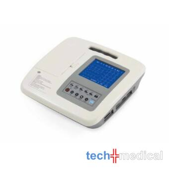 G5106G - Digitális 6 csatornás EKG
