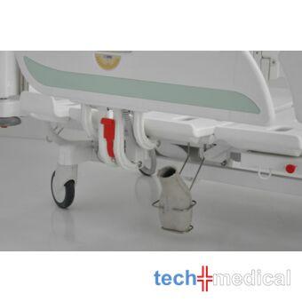 Vizeletgyűjtő tasak tartó beteg kórházi ágy
