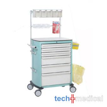 Optimea anaesthesiológiai kocsi
