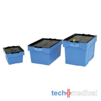 Gyógyszertároló doboz konténer