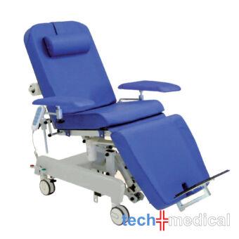 Multifunkcionális betegszék, asztal, ágy: Dialízis, onkológia, vérvételhez