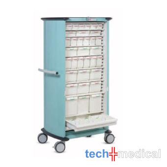 Optimea modular cupboard tároló szekrény