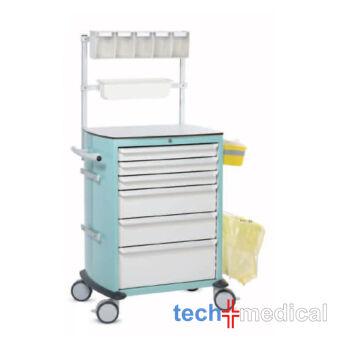 aneszteziológia kocsi