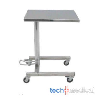 Sonnenburg asztal (hidraulikus tálcával)