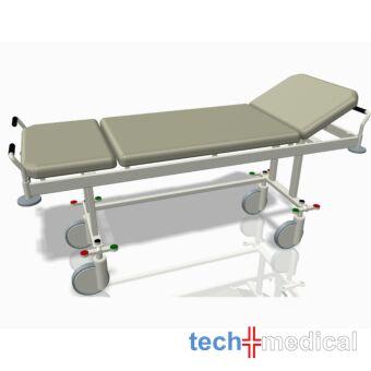 Betegszállító kocsi, röntgenezhető