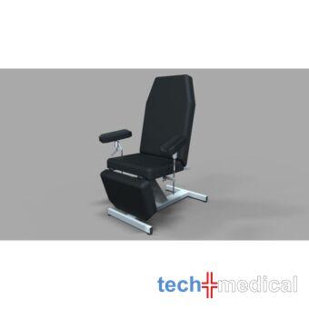 Vérvételi szék - rozsdamentes