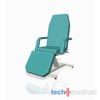 Kozmetikai szék - rozsdamentes