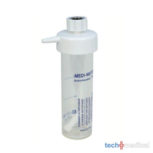"""Medi-wet 2, 200ml, 3/8"""", polykarbonát, 121°C"""