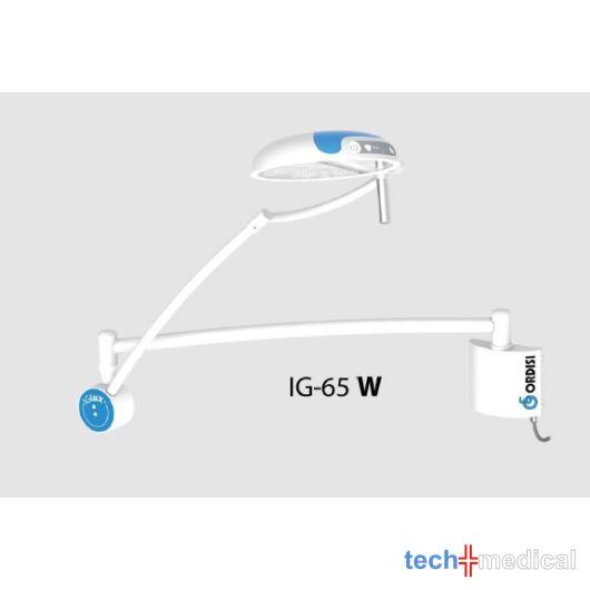 IG-65 W fali műtőlámpa